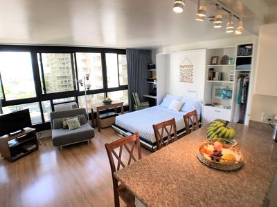 Photo for (NEW LISTING)  Waikiki Home Base 1 Block From Beach!!!    *LEGAL VACATION RENTAL