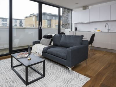 Photo for Modern 1BR in King's Cross by Sonder