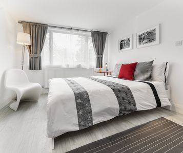 Studio room with double bed