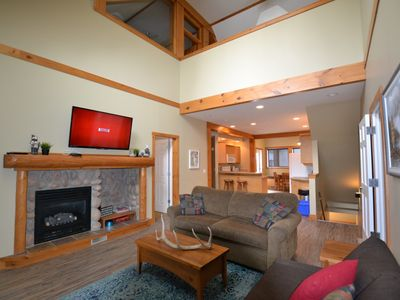 Photo for Kimberley Ridge 410 - 3 Bdrm, Ski In/Out, Private Hot Tub - Sleep 14-28