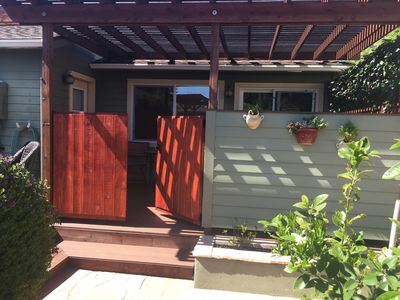 Photo for 1BR Guest House Vacation Rental in Santa Cruz, California