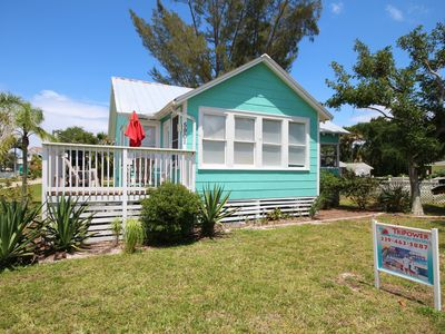 Photo for 5901 Estero Blvd -  Across the street from  Beach