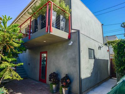 Photo for Santa Monica Modern Studio Near MONTANA ave, close to Beach, Mall, restaurants