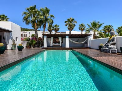 Photo for VILLA THAI - Villa for 8 people in Ibiza ciudad