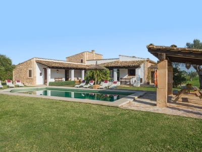Photo for 3 bedroom Villa, sleeps 8 in es Barcarès with Pool, Air Con and WiFi