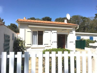 Photo for Villa Longeville-sur-Mer, 1 bedroom, 4 persons