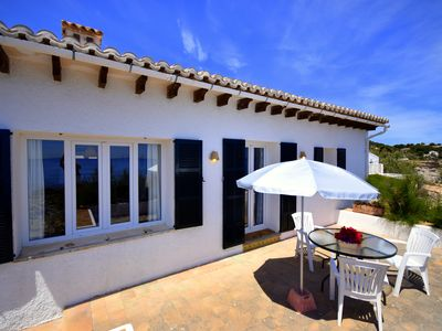 Photo for Sensational located former fisherman's house directly on the sea and sandy beach