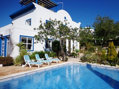 Photo for Luxury Villa With Free WIFI, Pool, Gardens, BBQ & Roof Terrace