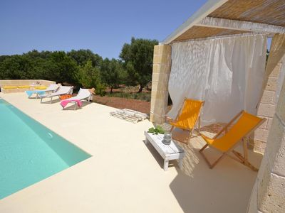 Photo for VILLA WITH POOL - COD 103358