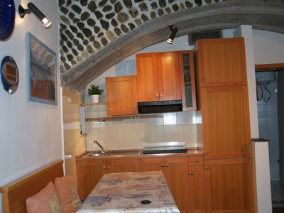 Photo for Residential flat in Vernazza, natural park of 5 Terre