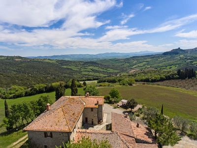 Photo for Agriturismo IL PODERUCCIO Apartment ideal for families with children