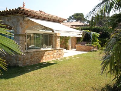 Photo for Charming villa in Dramont (near Saint-Raphael)
