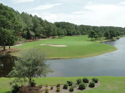 Photo for Sunset Beach Golf Condo at the Village of Sandpiper Bay (FREE WIFI!)