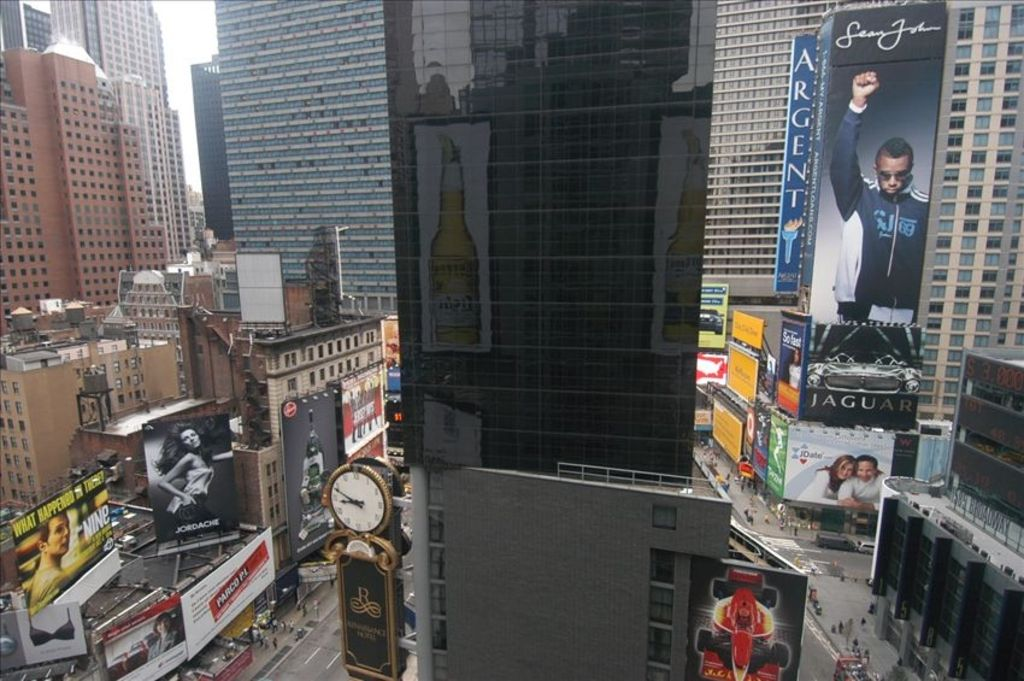actually in times square stunning view on broadway 1 br vacation