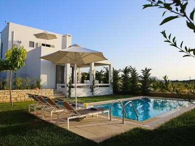 Photo for Villa Basilico, brand new with private pool, near the beach, Sofia Luxury Villas