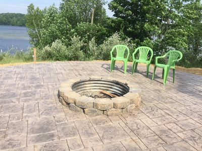 Photo for Hamlin Lake Vacation Retreat - 3 Bedroom Home With Lake View, Dock & Access