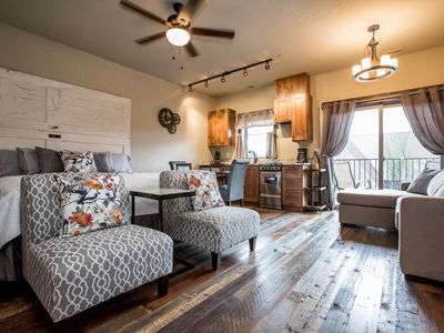 Photo for Cana Lofts 205 is a Beautiful Studio in the Heart of Downtown Whitefish!