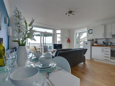 Photo for Woolacombe Apartment, Sleeps 4 with WiFi