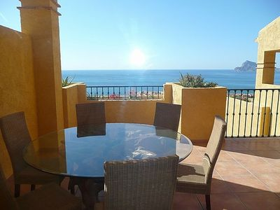 Photo for Luxury Townhouse with Spectacular Panoramic Sea and Mountain Views over the Bay