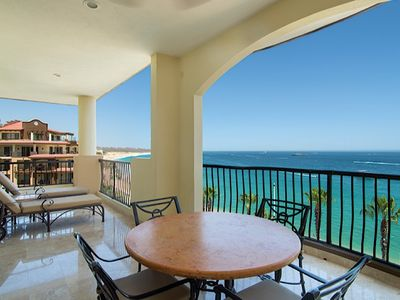 Photo for LUXURY Villa Del Arco 5 star Resort, Ocean front with the best location!