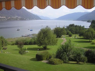 Photo for Dream location directly on the lake (near city Villach), beautiful private beach, quality label
