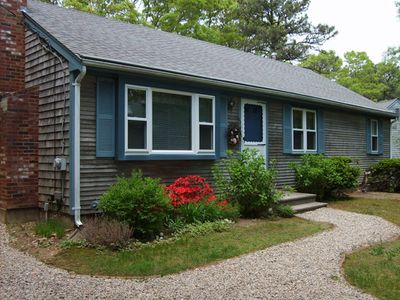 Photo for Central A/C Cape House Includes Beach Pass,WI-FI, Minutes to Craigville Beach!