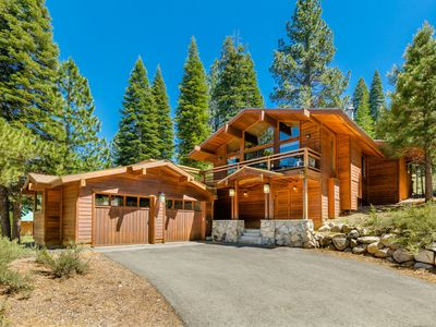 Photo for Archie's Bungalow at Northstar-4 br w/hot tub, on shuttle route!