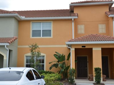 Photo for Enjoy Orlando With Us - Paradise Palms Resort - Feature Packed Contemporary 4 Beds 3 Baths Townhome - 4 Miles To Disney