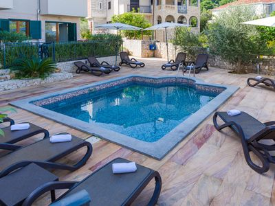Photo for Apartment Justicia with Swimming Pool I - Two Bedroom Apartment, Sleeps 6