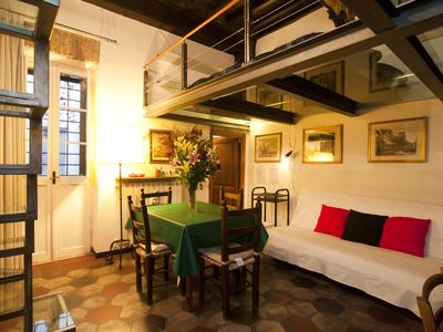 Photo for 2BR Apartment Vacation Rental in Roma, RM