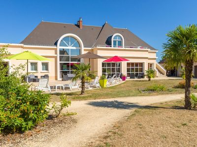 Photo for Well-maintained, linked holiday home with garden and terrace