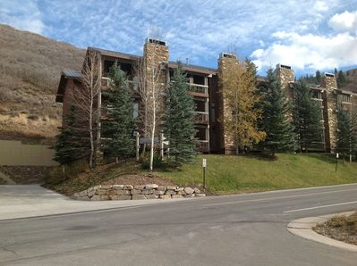 CLOSEST CONDOS TO DEER VALLEY RESORT !. WE ARE CLOSER THAN EVEN THE PARKING LOT!