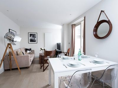 Photo for Beautiful 2BR flat in West London