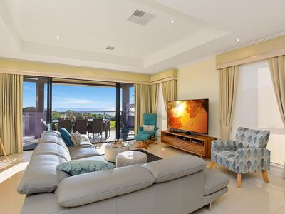Photo for Ocean View Moana - Sumptuous Esplanade Home with Stunning Sea Views - Perfect for Entertaining