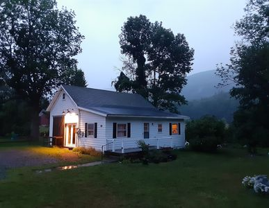 Photo for Entire Hunter Mountain 1800s Modern Converted Barn with Creek and 5 ac Forest
