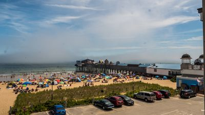 Photo for Beachfront Luxury Condo on Old Orchard Beach, Sleeps up to 10!