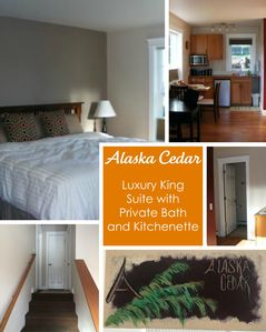 Photo for Alaska Cedar Suite..