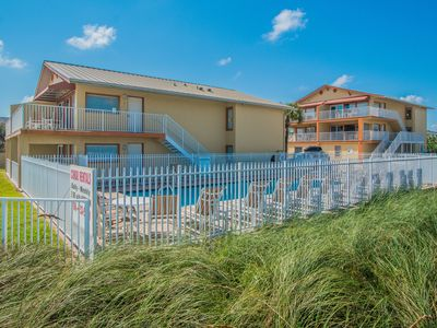 Photo for 2 Br Oceanfront Condo - Partial View
