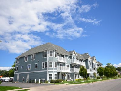 Park Avenue-Traverse City-Downtown-Walk to town location