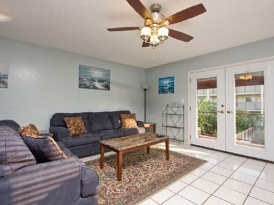 Photo for Angelina's Hide-a-way - You'll Fall in Love with this Delightful Island Home in a Premier Location Steps Away from White Sandy Beach