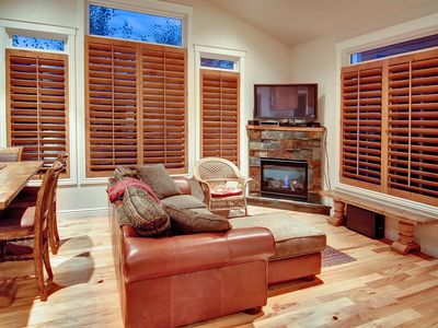 Photo for Charming ski home with hot tub in the heart of Old Town Park City - walk to Main Street