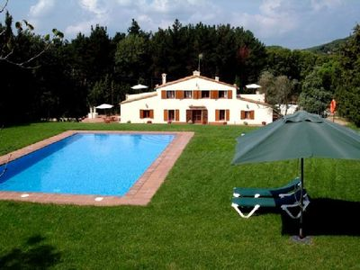 Photo for Rural apartment Vallplana for 4 people