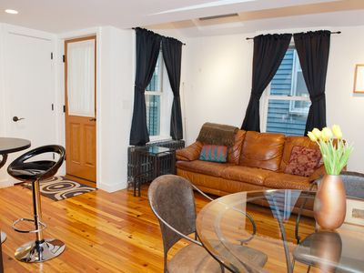 Photo for Cambridge Urban Oasis Apartment betw M.I.T. & Harvard