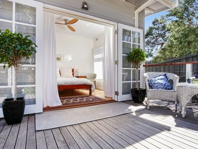 Photo for Classic Coastal Living with Bay Views