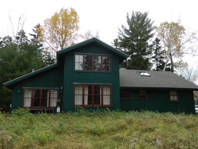 Photo for Quiet & Spacious Home in Carrabasett Valley. Nothing beats summer in Maine!
