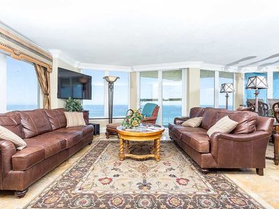 Photo for Daytona Shores Club 1101, 3 Bedrooms, Sleeps 8, Ocean Front, Penthouse