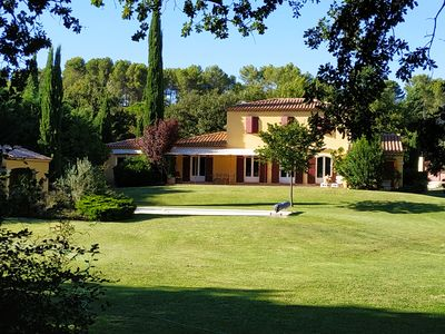 Photo for Magnificent villa for a quiet holiday