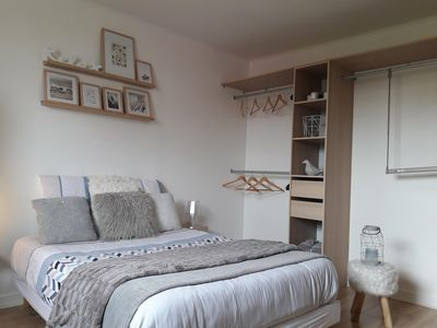 Photo for Gite furnished Bourbourg - 2 bedrooms - 5 people - enclosed garden - private parking