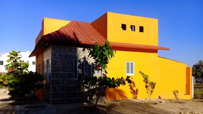Photo for Casita Blanquis, complete house 300 m, from the beach on a private property