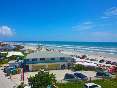 Photo for End of Summer Rates! Oceania  Beach Club 509 - Beautifully updated 2/2 direct ocean view condo.